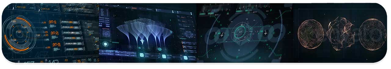 Ultimate FUI HUD