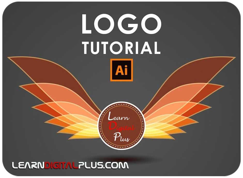 طراحی لوگو با ایلوستریتور