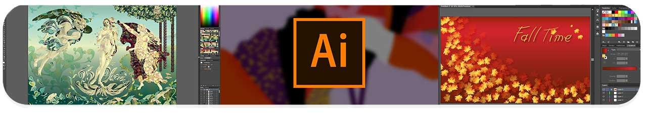 Adobe Illustrator ( ادوبی ایلاستریتور )
