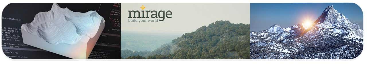 پلاگین Mirage