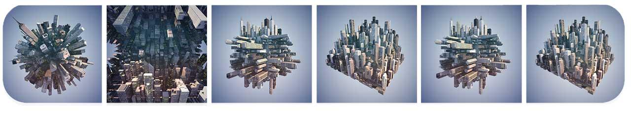 پلاگین ساخت شهر