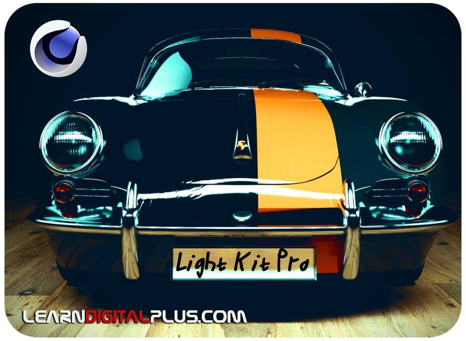پلاگین Light Kit Pro