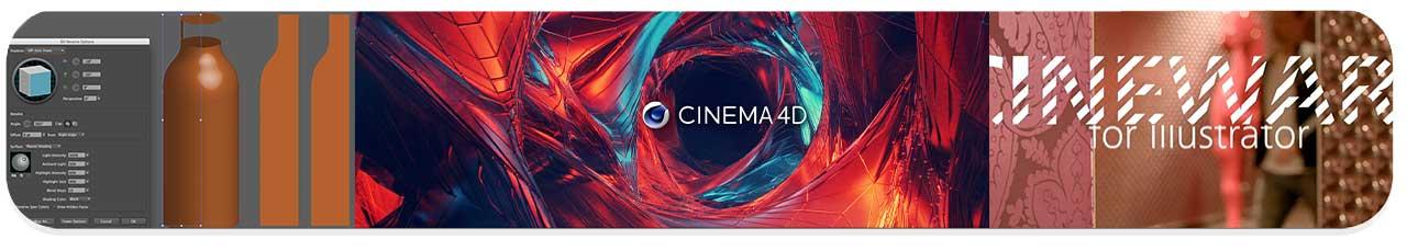 پلاگین Cineware