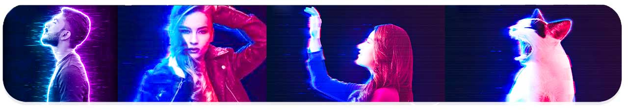 اکشن Hologram