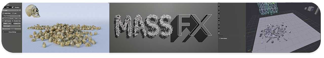 پلاگین MassFX