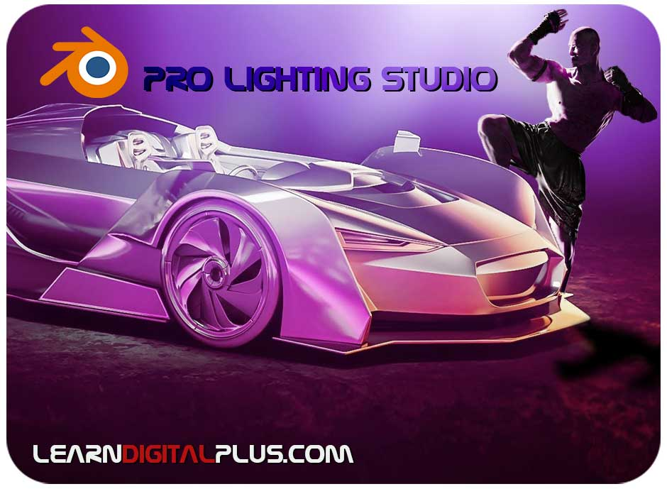پلاگین Pro Lighting Studio