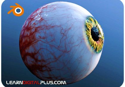 پلاگین Photorealistic eye generator