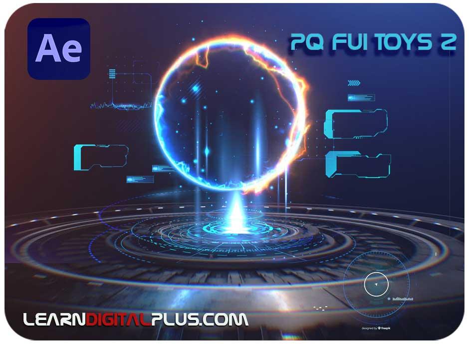 پلاگین 2 PQ FUI Toys