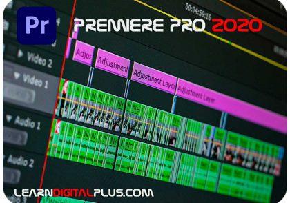 ویژگی های جدید (Premiere 2020)