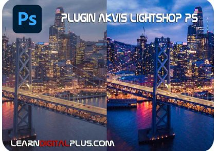 Plugin AKVIS Lightshop Ps