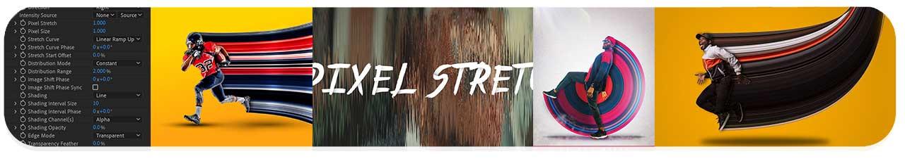 پلاگین Pixel Stretch