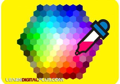 Color Picker ( بخشدوم )