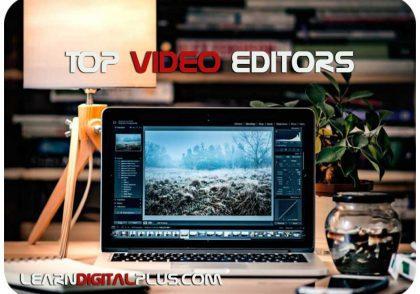 برترین ادیتور های ویدیو
