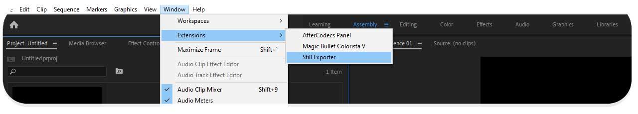 دانلود پلاگین Still Exporter