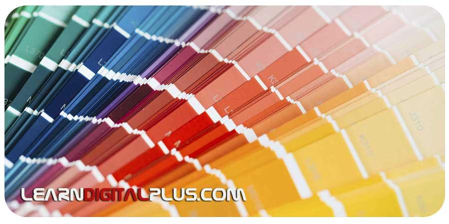 رنگ شناسی بخشدو