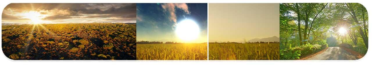 پلاگین Sunny Day افترافکت