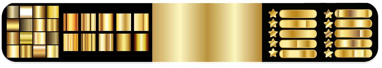 گرادینت طلایی