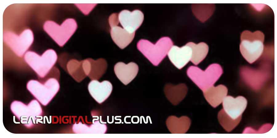 بوکه های قلبی