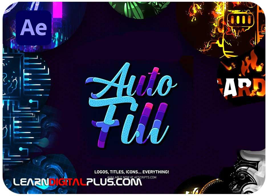 اسکریپت افترافکت AutoFill