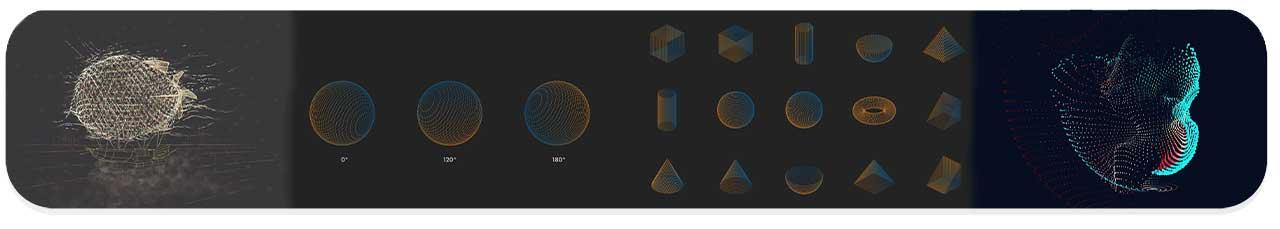 فایل های سهبعدی و هندسی
