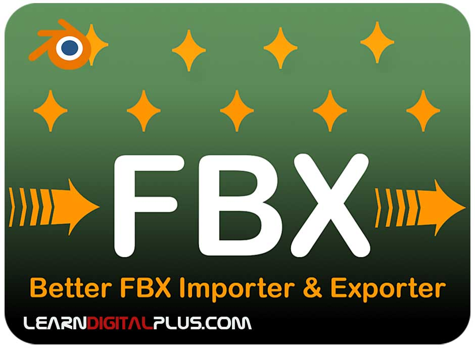 پلاگین Better FBX
