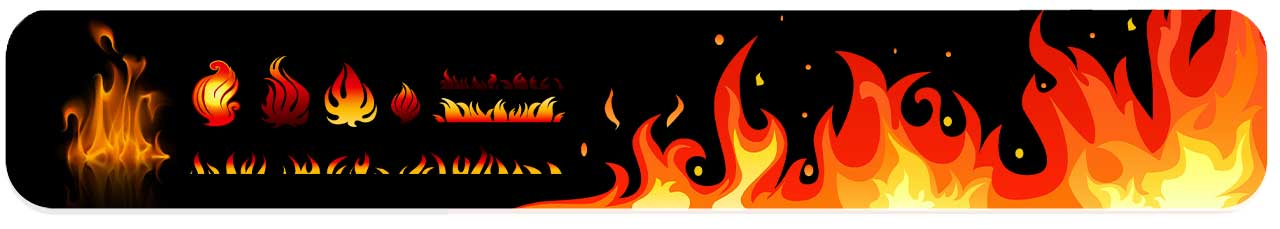 وکتور آتش