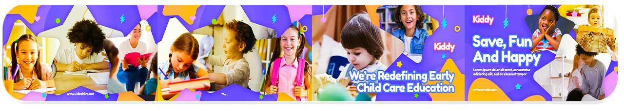 پروژه تیزر کودکانه