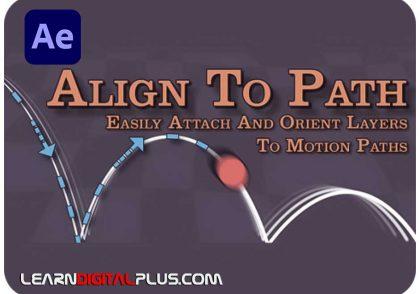 پلاگین Align to Path
