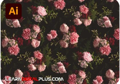 پترن گلدار