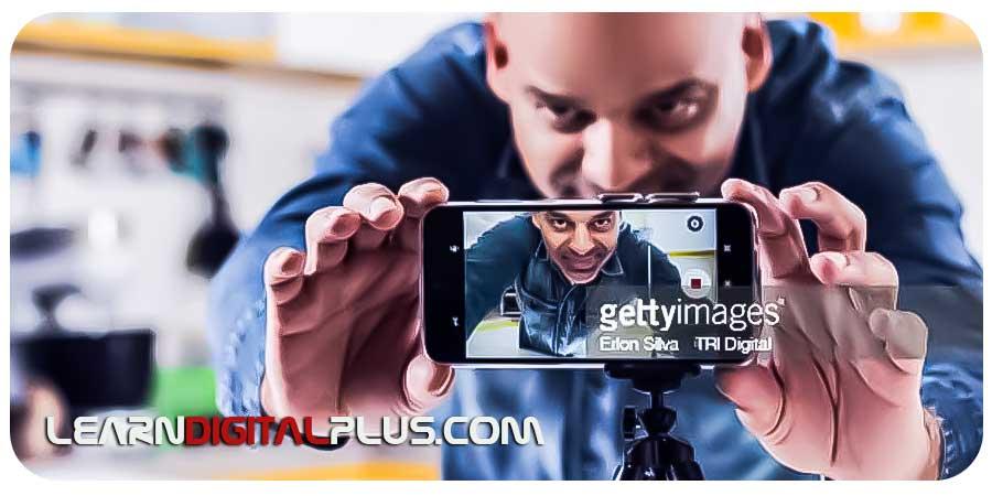 دلایل استفاده عکاسان حرفه ای از گوشی