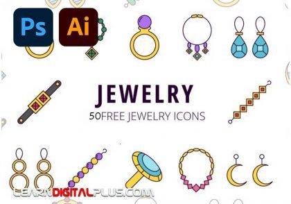 آیکون جواهرات