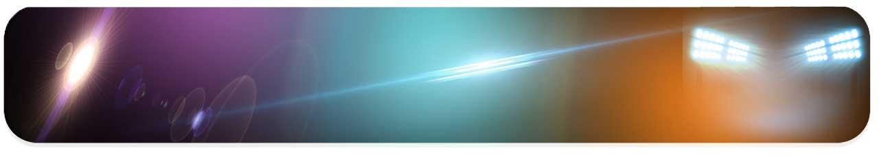 طرح خطوط نورانی (PSD)