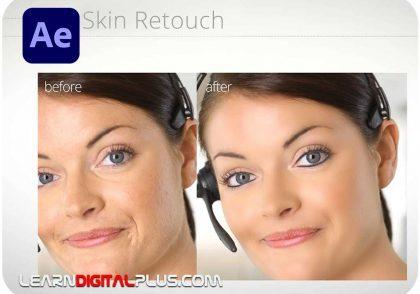 اسکریپت Skin Retouch