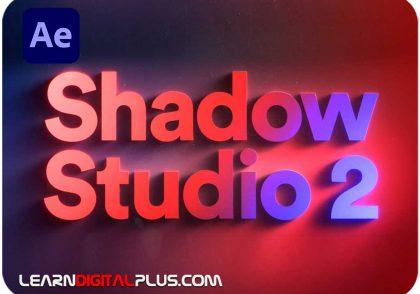 پلاگین Shadow Studio2 (افترافکت)